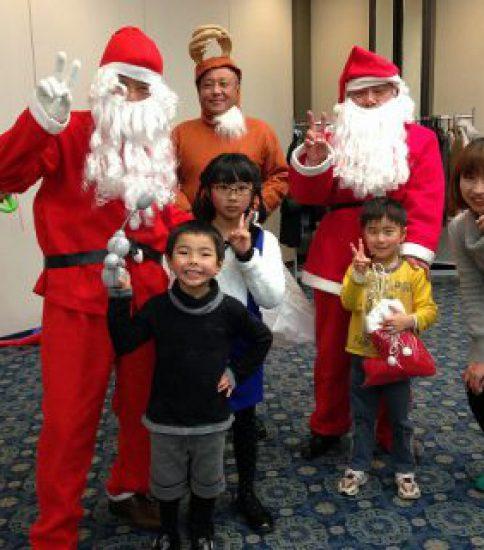 2015年 クリスマスパーティー